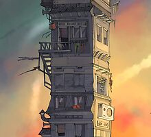 Tower by Leti Mallord