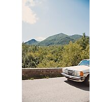 Old Mercedes 1/3 Photographic Print