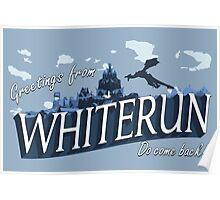 Greetings from Whiterun Poster