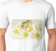 wedding rings Unisex T-Shirt