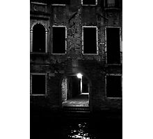 Secret Alleyway Photographic Print