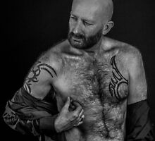 Hot & Hairy Troy by TroyTScott