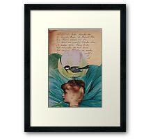 Chignon  Framed Print