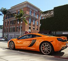 McLaren MP4-12C by celsydney