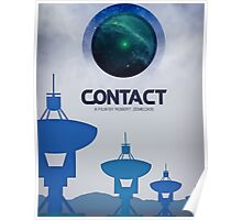 Contact Movie Poster Poster