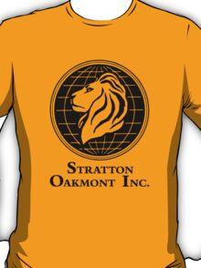 The Wolf of Wall Street Stratton Oakmont Inc. Scorsese T-Shirt