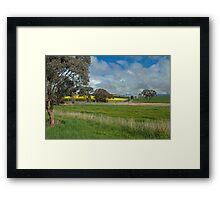 Blayney #6 Framed Print