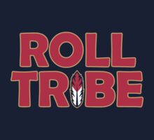 Roll Tribe Cleveland Indians by clevelandrocks8