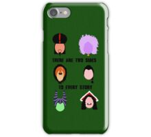 Twisted Villains (2) iPhone Case/Skin