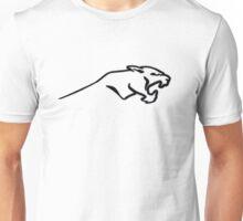 Rampant Jaguar  Unisex T-Shirt