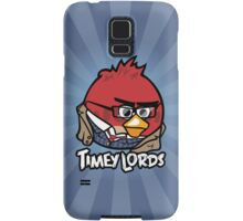 Timey Lords - The Tenth Samsung Galaxy Case/Skin