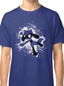 Riolu Splatter Classic T-Shirt