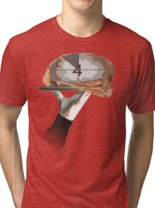 A Slice of Brain Tri-blend T-Shirt