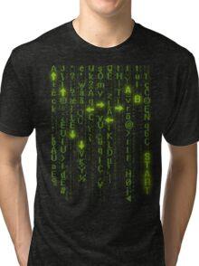 Konami Matrix Tri-blend T-Shirt