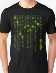 Konami Matrix T-Shirt