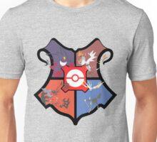 Pokemon x Hogwarts Unisex T-Shirt