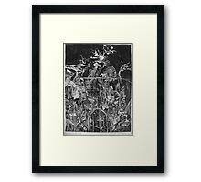 The Trojan Horse Framed Print