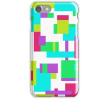 iMondrian phone 2 iPhone Case/Skin