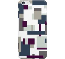 iMondrian phone 4 iPhone Case/Skin