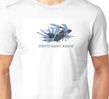 SWITZ Army Knife Unisex T-Shirt