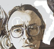 The Lone Gunmen 02 by erintq