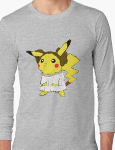 Princess Pika Long Sleeve T-Shirt