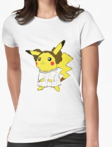 Princess Pika Womens Fitted T-Shirt
