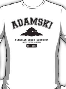 Adamski Scout Craft UFO Graphic T-Shirt
