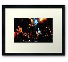 Melbourne Ska Orchestra Framed Print
