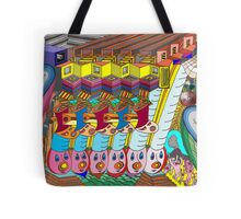 Playing with your mind Tote Bag