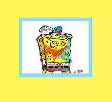 Spongebob Squarepants Excitement by Patrick Palma