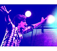 Tex Perkins Photographic Print
