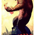 King Kong by Quad-J