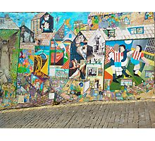 Street Graffiti Photographic Print