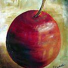 An apple a day........ by Elizabeth Kendall