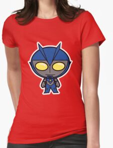Chikara-Man Womens Fitted T-Shirt