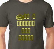 Keep a positive outlook! Unisex T-Shirt