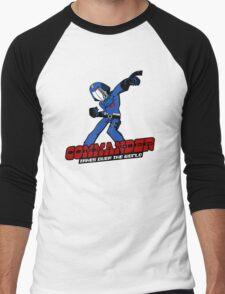 Commander Vs The World Men's Baseball ¾ T-Shirt
