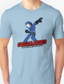 Commander Vs The World Unisex T-Shirt