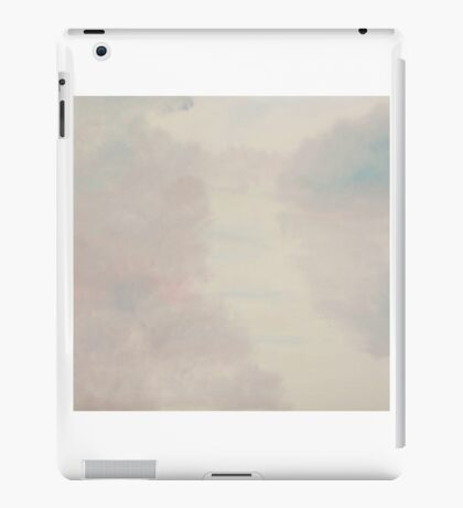 Misty Morning iPad Case/Skin