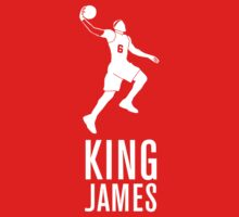 LeBron James - King James Dunk (NBA Miami Heat) by gsic