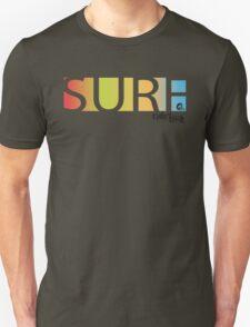 SURF rainbow box T-Shirt