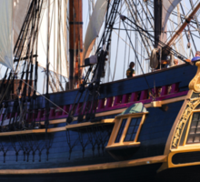 HMS Bounty Tall Ship Sticker