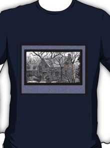 Uncle Tony's House in Scarsdsale, N,Y, T-Shirt