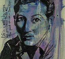 Danny Kaye by Sara Riches