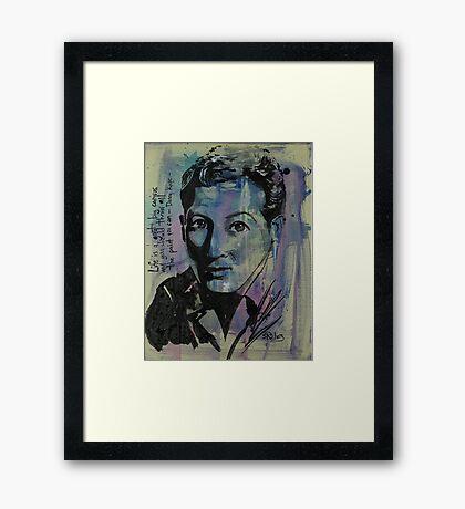 Danny Kaye Framed Print