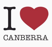 I ♥ CANBERRA Kids Clothes