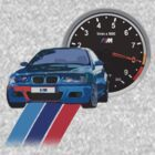 E46 Speedometer by Picshell80