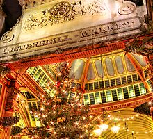 Christmas At Leadenhall 2 - Leadenhall Market Series - London - HDR by Colin  Williams Photography