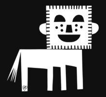 Lingo Lion One Piece - Short Sleeve
